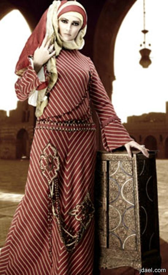 لفات الحجاب بالوان عام 2012