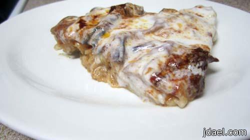 طريقة عمل طبخ المانطو المطبخ التركي تحضير وصفة مانطو بالارز