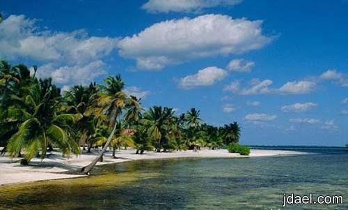 سياحه في جزيرة امبر جريس كاي البرازيليه