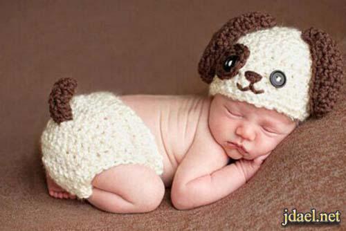 فنون كروشيه لاحلى ملابس اطفال رضع حديثى الولادة