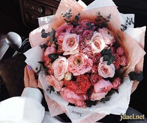 احلى صور الورد والحب والرومنسية باقات ورد روعة