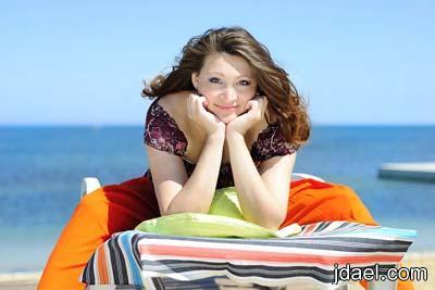 حماية الشعر في موسم الصيف نصائح عمليه لصحة الشعر من حرارة الصيف