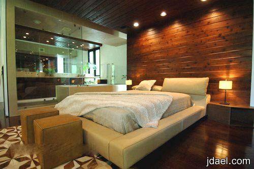 جديد ديكورات غرف النوم 2013 بديكور رومانسي بين الكلاسيك والمودرن