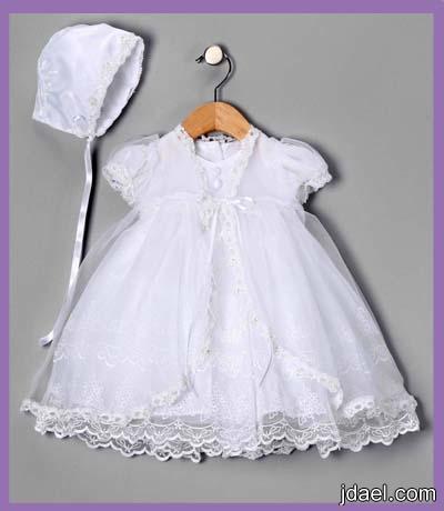 ارواب وفساتين يوم سابع الطفل حديثي الولاده
