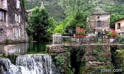 السياحه في الريف الفرنسي لمحات من القرى الفرنسيه واروع المناظر
