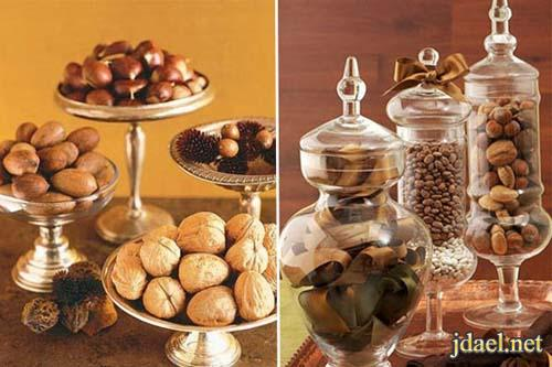 ديكور واكسسوارات مائدة رمضان بالاصاله العربيه الشرقيه