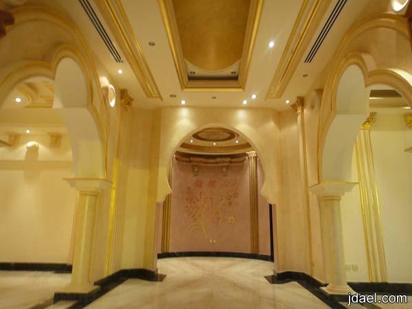 جبس اسقف وتصاميم قصور وفلل بمدينة الرياض بالمملكه العربيه السعوديه