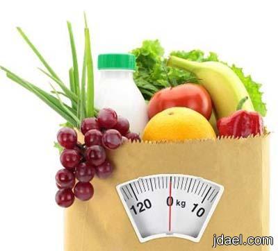 اساسيات الرجيم وحميه لانقاص الوزن بحسب نوعية الجسم
