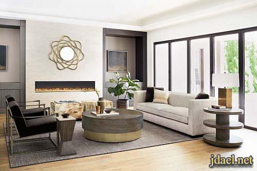 ديكور غرف معيشة روعة واجمل اكسسوار منزلي غرفة الجلوس