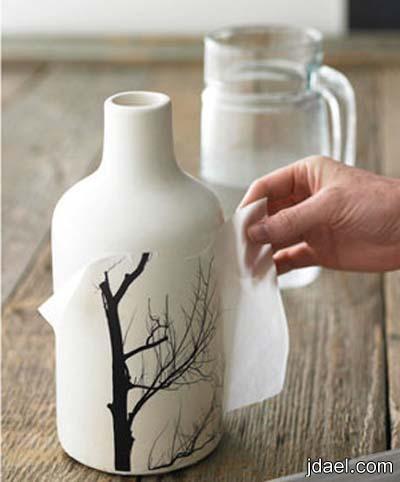 استخدام الكروت الشفاف للطباعه على الاكسسوار الزجاج والاقمشه
