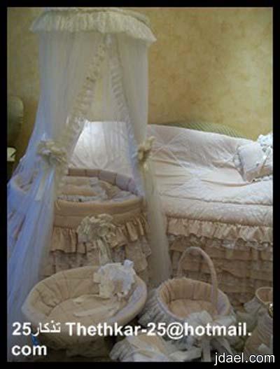 تجهيزات غرفة الولادة والنفاس تزيين غرف استقبال المواليد والهدايا والتوزيعات