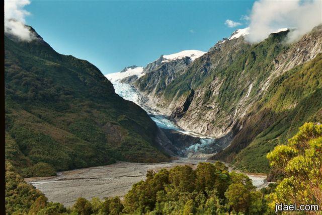 نيوزلندا سحر الطبيعه