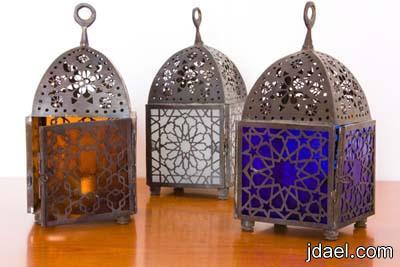 ترتيب طاولة الطعام شهر رمضان باجمل الاكسسوارات والاواني المنزليه