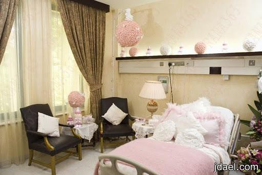 صور منوعة لتجهيزات غرف الولادة ترتيبات استقبال المولود غرف مواليد