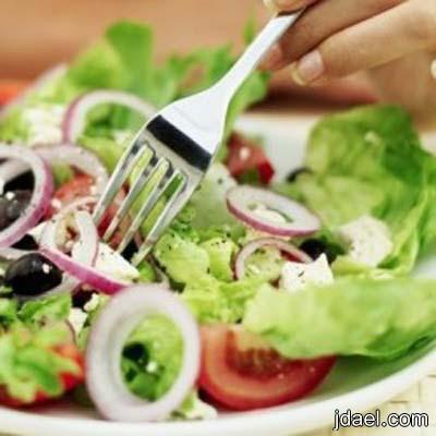 رجيم البروتين والخضار يساعد انقاص الوزن دون مشاكل صحيه
