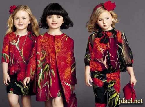 ملابس بنات اطفال فساتين بنطلونات جينز تيشرتات بلايز اكسسوار