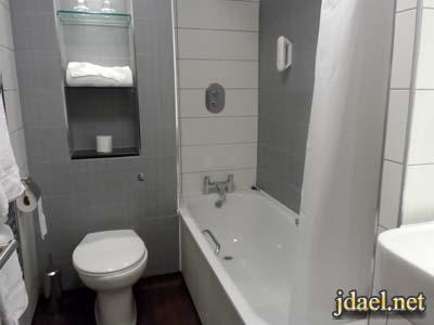 ديكور حمامات صغيره وافضل التصاميم للمساحه الصغيرة للحمام