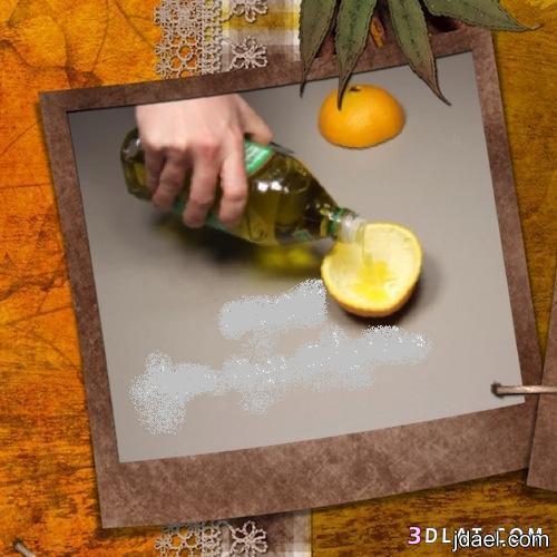 قشر البرتقال يحل مشكلة انقطاع التيار الكهربائي في البيت