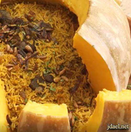 طبخ مبتكر كبسة باللحم المطبخ الخليجي طعم خيال