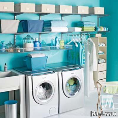 غرف الغسيل بافضل ديكور يناسب احتياجك