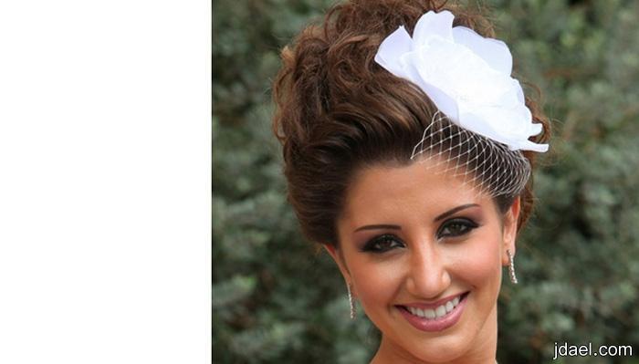 تساريح شعر اللمسه اللبنانيه