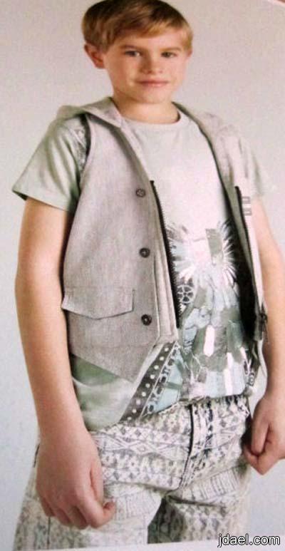 ملابس اطفال ولادي بموديلات جديده للقمصان والجاكت