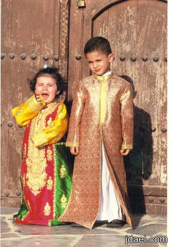 ازياء للاطفال بموديلات اللباس المغربي ثياب مغربيه للبنات