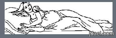 قيام الحامل السرير بطريقة صحيحه لاجتناب المخاطر للبيبي بالصور
