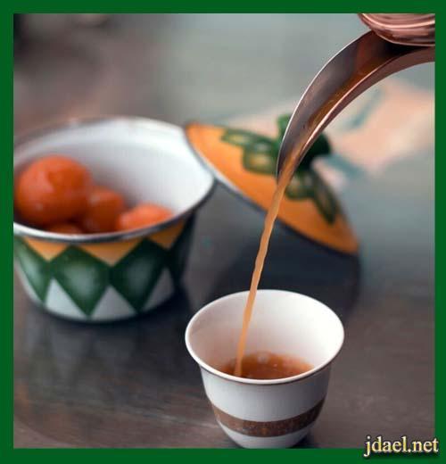 أحلى حلى قهوة لقيمات بحشوة جبنة كيري روعة بالصور