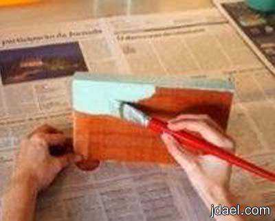 علاقة للملاعق والشوك قطع الخشب وعلب المعلبات المهمله بيدك وبالصور