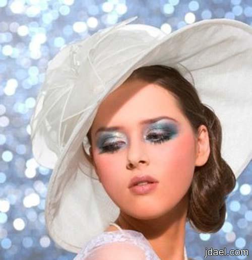 جديد ميكب العروسه 2013 من خبير التجميل احمد الاسير