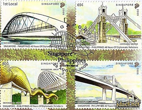 اعلى واجمل جسر للتنزه في سنغافورة
