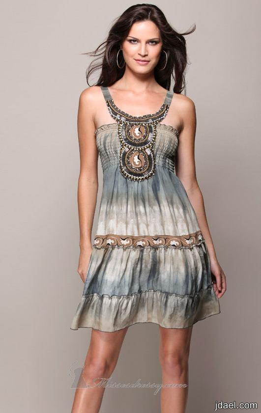 الحلوه تدخل ملابس نسائيه ازياء متنوعه للنهار والسهرات
