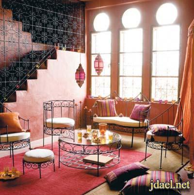 الطراز العثماني وفن العماره الاسلاميه في التصميم الداخلي