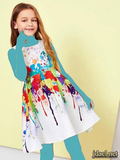 تشكيلة ملابس اطفال بنات لاناقة البنوتات فساتين شورتات بلايز