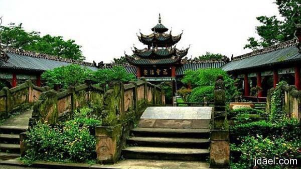 تصاميم صينيه لواجهات خارجيه للمنازل بالطراز الصيني
