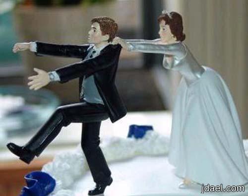 التفهم لمعنى الزواج والتعايش بطرق ايجابيه تبعد النكد الزوج والزوجه