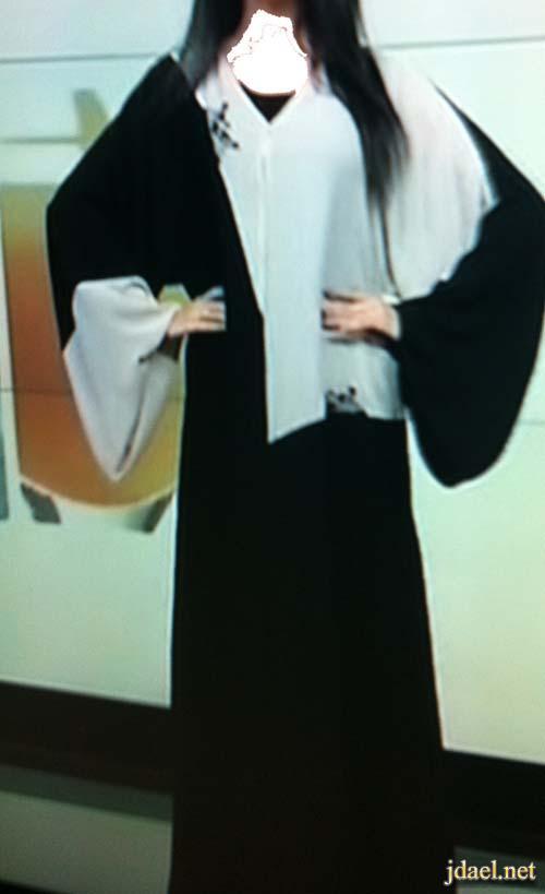 عبايات خليجيه راقيه لاناقة رمضان لمصممة الازياء وفاء العباس