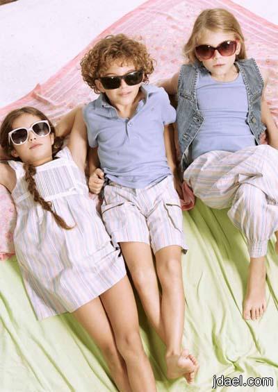 فساتين قصيره وملابس صيفيه بناتي وولادي