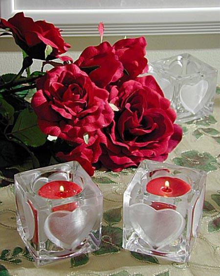صور شموع رومنسية لديكور البيت شموع 2012
