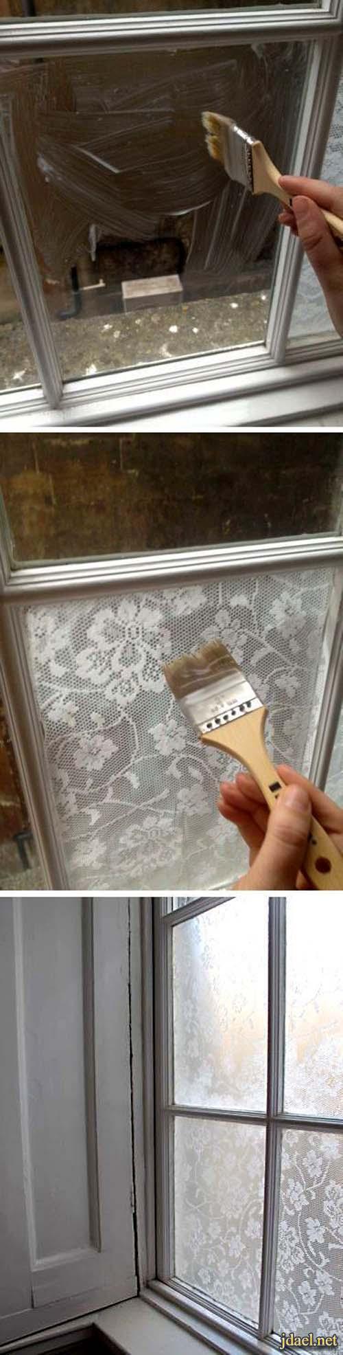 ابداع الدانتيل مهارات يدوية تزيين البيوت والهدايا بالصور