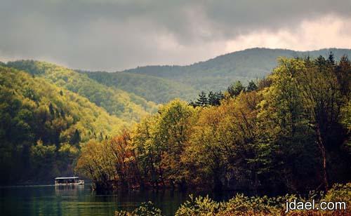 سياحه حول مجمع بحيرات بليتفيتش الكرواتيه مناطق طبيعيه في كرواتيا