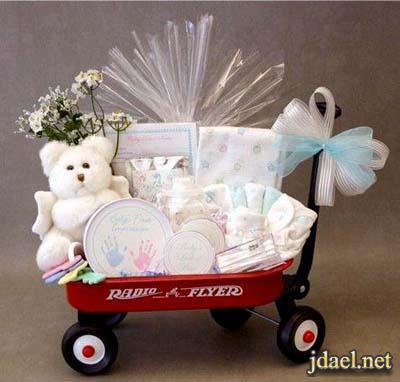 توزيعات افراح ومواليد واجمل هدايا اطفال حديثى الولاده