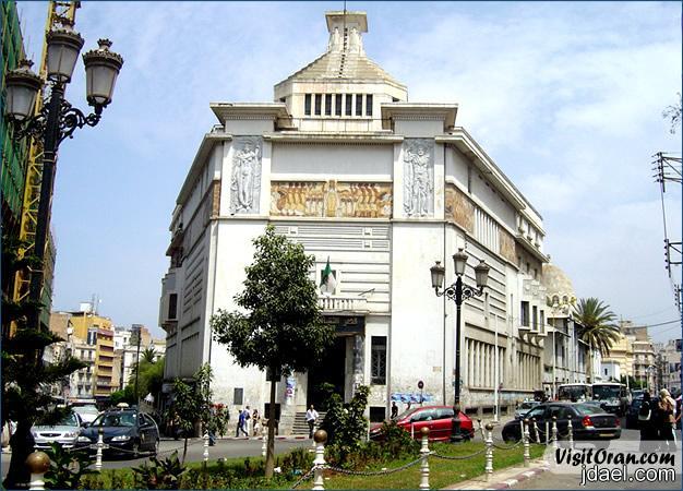 باريس الثانية مدينة وهران بالجزائر