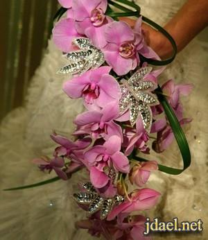 فسااتين ناعمة تشكيلة فساتين زفاف ومسكات عرايس ورد