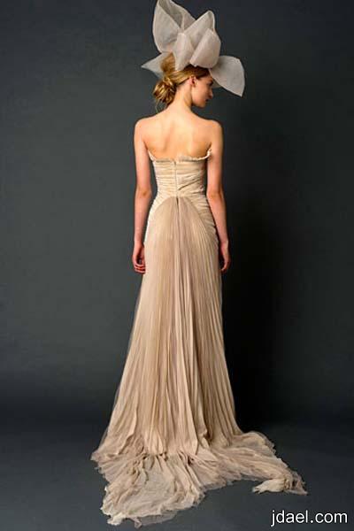 فساتين الخطوبه جديد موديلات كلاسيك لفستان الملكه, كتب الكتاب