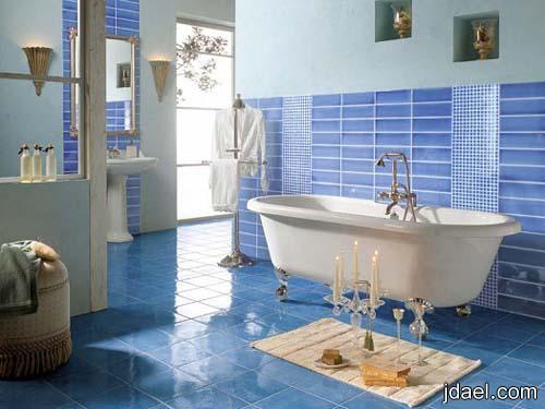 ديكور راقي لاكسسوارات الحمامات احدث موديلات الصحي للحمامات المنازل
