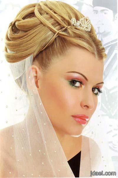 اجمل مكياج للعروسة ونعومة الميك للعرائس المحجبات والغير محجبة