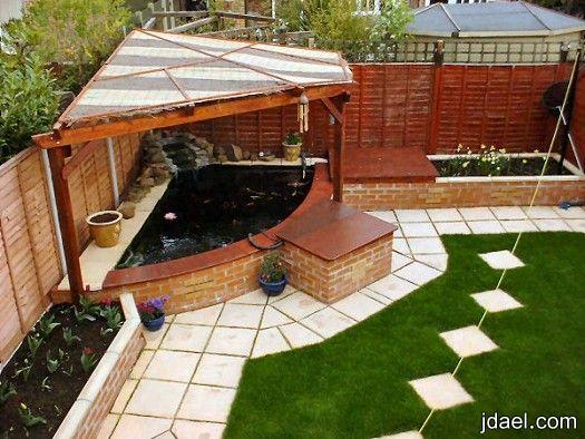ديكورات حدائق منزلية مودرن حدائق منزلية داخلية وخارجية جلسات حدائق