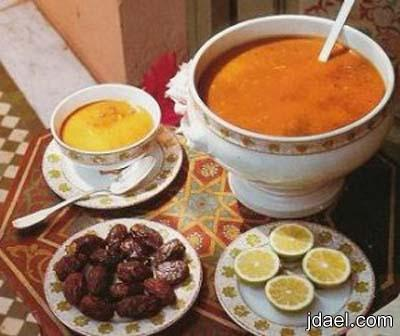 طريقة عمل الحريره المغربيه تحضير شوربة الحريره المغرب